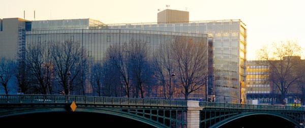 Arab World Institute in Paris, a picture