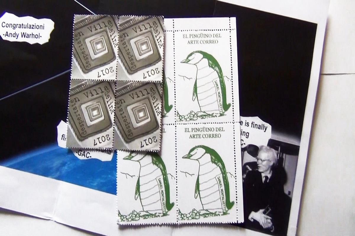 Arte postale, un progetto a Camerata Cornello